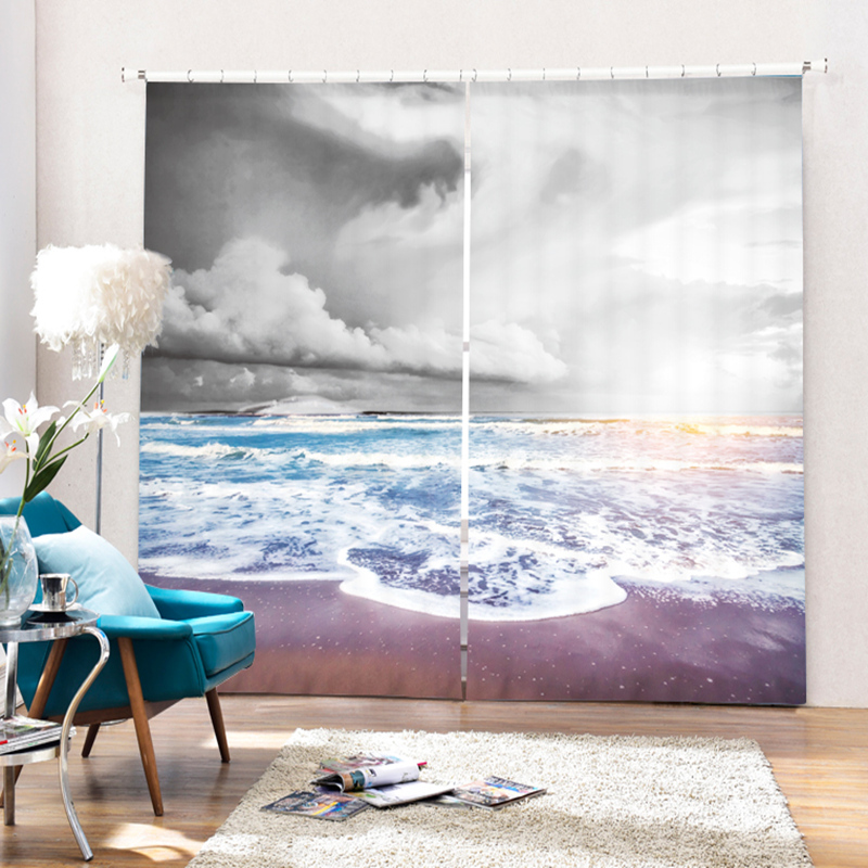 Online Buy Wholesale Sky Blue Curtains From China Sky Blue Curtains Wholesalers