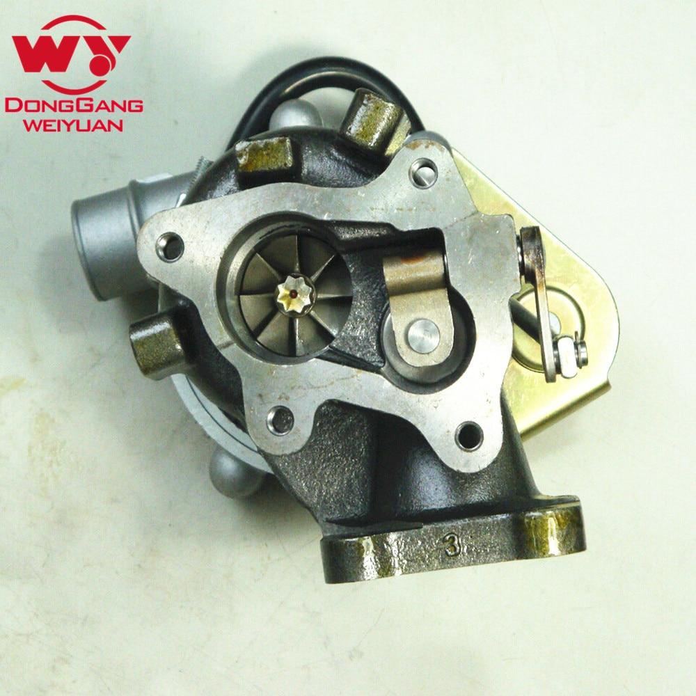 Turbocompresseur complet CT9 17201 64090 turbo complet pour TOYOTA Liteace/Townace 3CT 2.0 L-in Commande et pièces des injecteurs de carburant from Automobiles et Motos on Donggang Weiyuan Fuel Injection Equipment Co., Ltd.