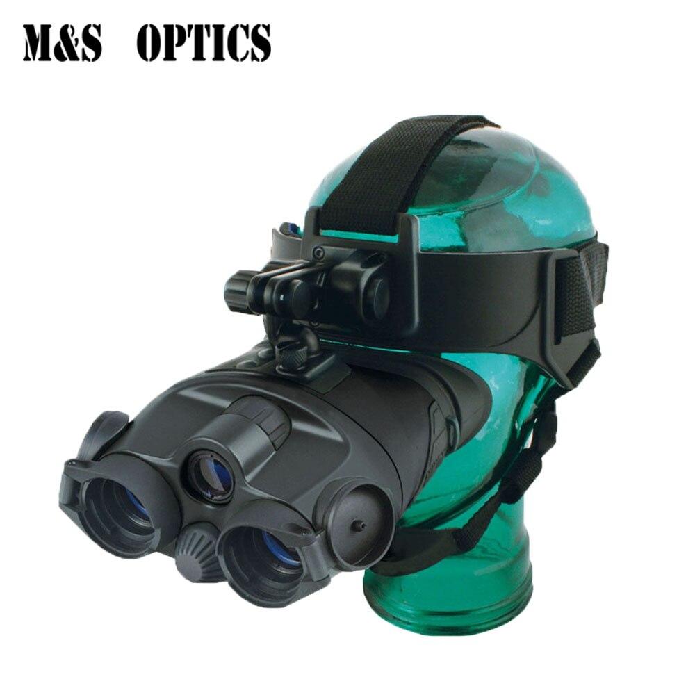 Hot Yukon NV Tracker 1x24 Goggles Infrared Nightvision Hunting Night Vision Goggle Sight Scope Binoculars Riflescope #25025 цена и фото
