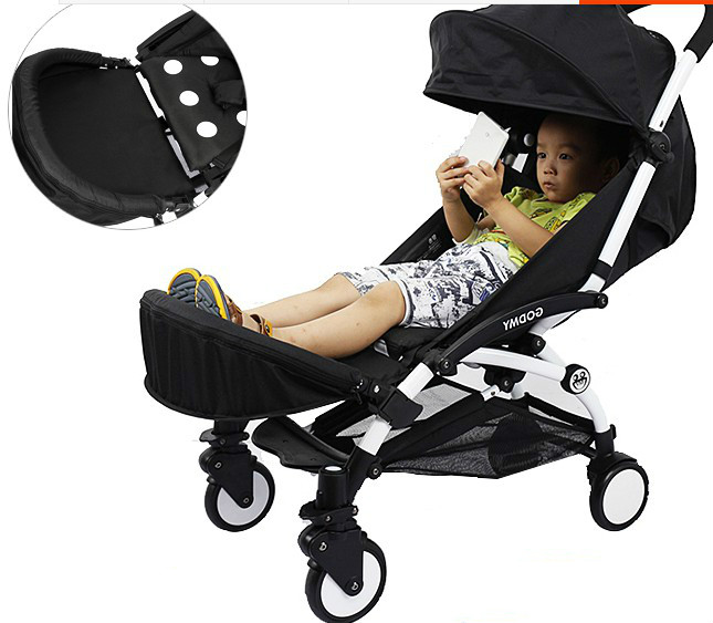 Yoyo/yoya/vovo/babysing cart  foot dragging foot  set foot pocket baby car arm fitting body of art