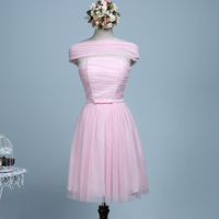 Big Girls Summer 2017 Short Grey Champagne Evening Cocktail Sweet 16 Dresses Homecoming Blush Pink Prom