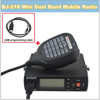 Hot Sale BAOJIE BJ 218 Dual Band 136 174 400 470MHz Dual Band Mini Mobile Radio