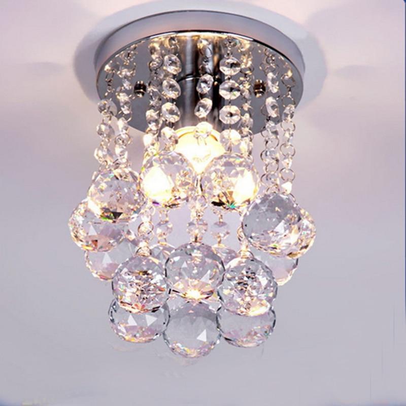 Modern Mini Rain Drop Small Crystal Chandelier Lighting Pendant Hang Ceiling Lamp for Bedroom Bathroom KitchenModern Mini Rain Drop Small Crystal Chandelier Lighting Pendant Hang Ceiling Lamp for Bedroom Bathroom Kitchen