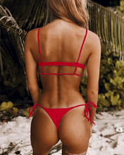 Woman String Two-piece Suits
