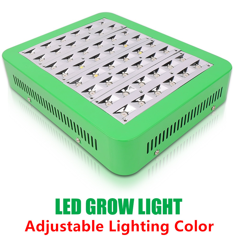 [Adjustable Grow Lighting Color] 300W LED Grow Light Full Spectrum AC85-265V For Greenhouse Tent Plant Grow Lamp Superior Yield lan mu led grow light e14 e27 mr16 gu10 full spectrum led bulb plant lamp red blue uv ir for grow tent greenhouse grow lighting