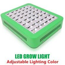 [Einstellbare Wachsen Beleuchtung Farbe] 300 Watt GEFÜHRT Wachsen Volles Spektrum AC85-265V Für Gewächshaus Zelt Anlage Wachsen Lampe Superior Ausbeute
