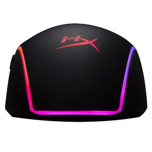 Игровая мышь kingston HyperX Pulsefire Surge RGB Lighting, высококачественный FPS датчик производительности Pixart 3389, до 16000