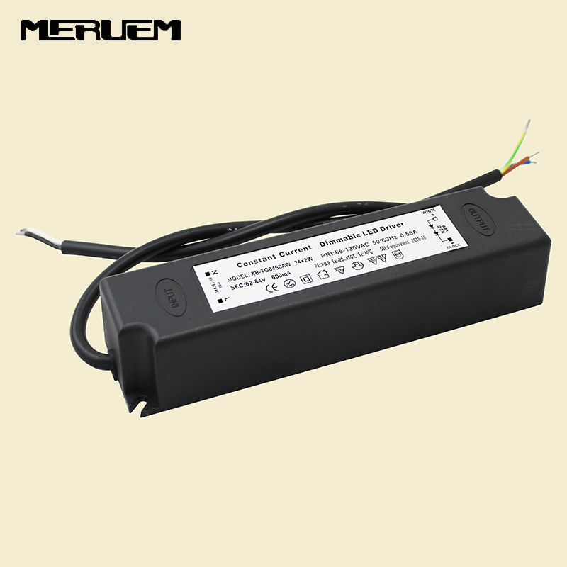 Free shipping Dimmable LED Driver dimming LED power supply ...