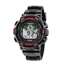 Military Wristwatch Sports Men LED Electronic Watch Fashion Digital Wrist Watches Mens Outdoor Life Waterproof Watch Hot Sale splendid fashion electronic watch mens womens rubber led watch date sports bracelet digital wrist watch masculino reloje