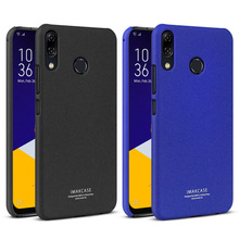 Asus zenfone 5 5Z ZE620KL ZS620KL Case IMAK PC Back Cover Case for Asus zenfone Max Pro M1 M2 ZB601KL ZB602KL ZB633KL ZB631KL сотовый телефон asus zenfone 5 ze620kl 4 64gb midnight blue