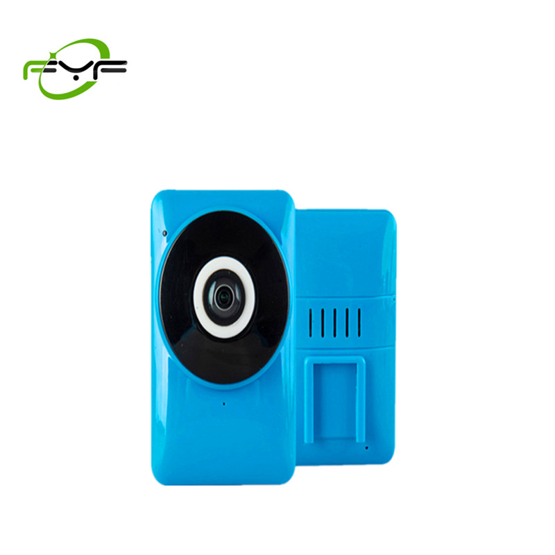 ФОТО FYF Smart WIFI IP Camera HD 720P CCTV 180 Degree Full View Mini Security Panoramic Camera