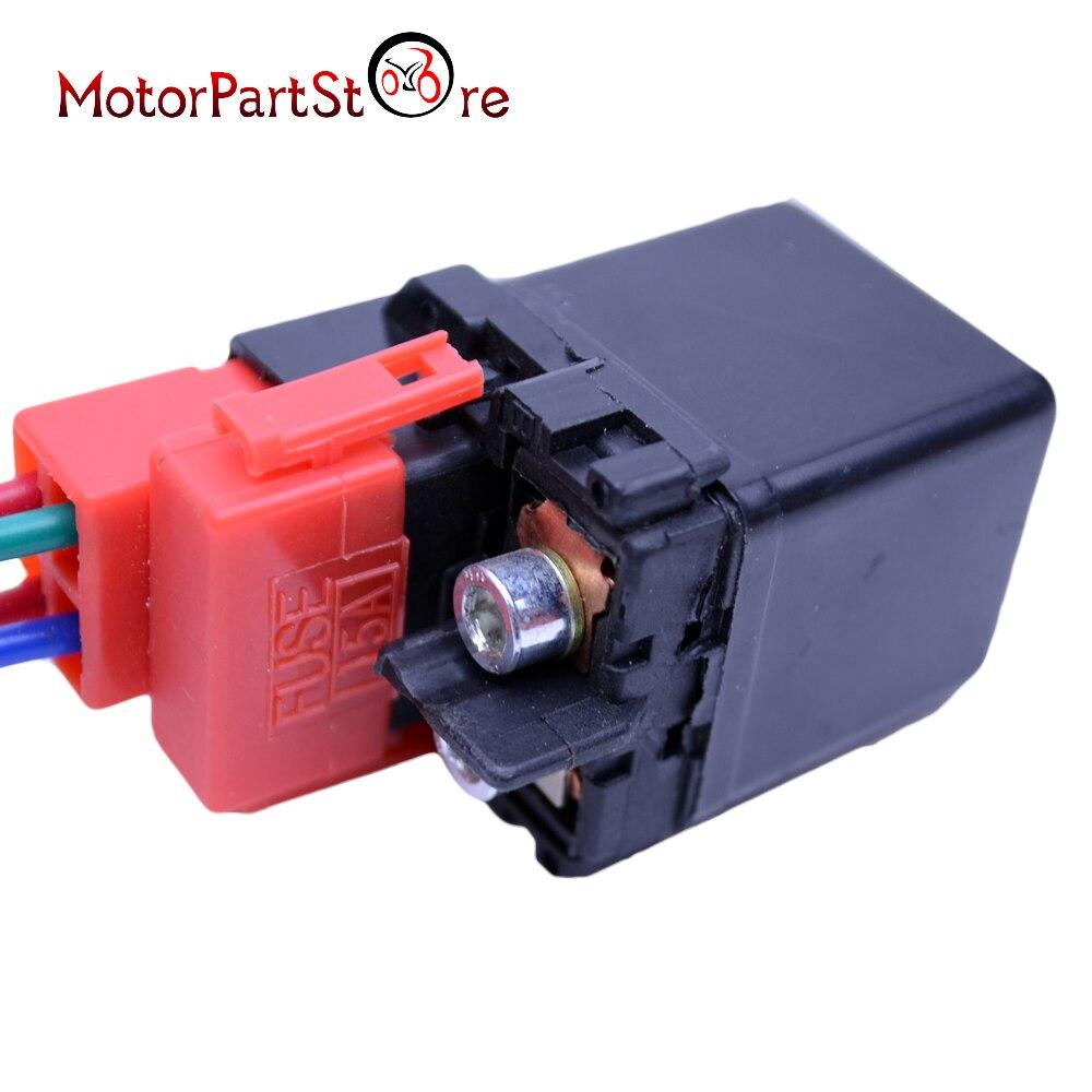 Electrical Starter Solenoid Relay Plug For Kawasaki Zx636 Zx750 Zzr 1200 Wiring Diagram 13627 Zh042 Logo 01 13628 02