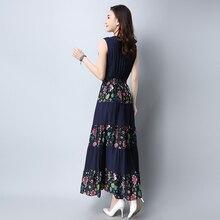 2019 Summer dresses Cotton and Linen