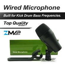 FreeShipping! GA52 Profesional Percusión Instrumento Bajo Micrófono Dinámico Micrófono de Bombo Para Demostración de la Etapa de Estudio Nuevo En Caja!