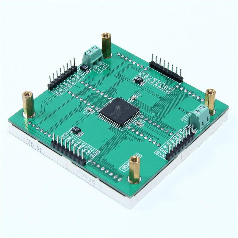 16x16 LED Lattice Module Dot Matrix Subtitle Text LED