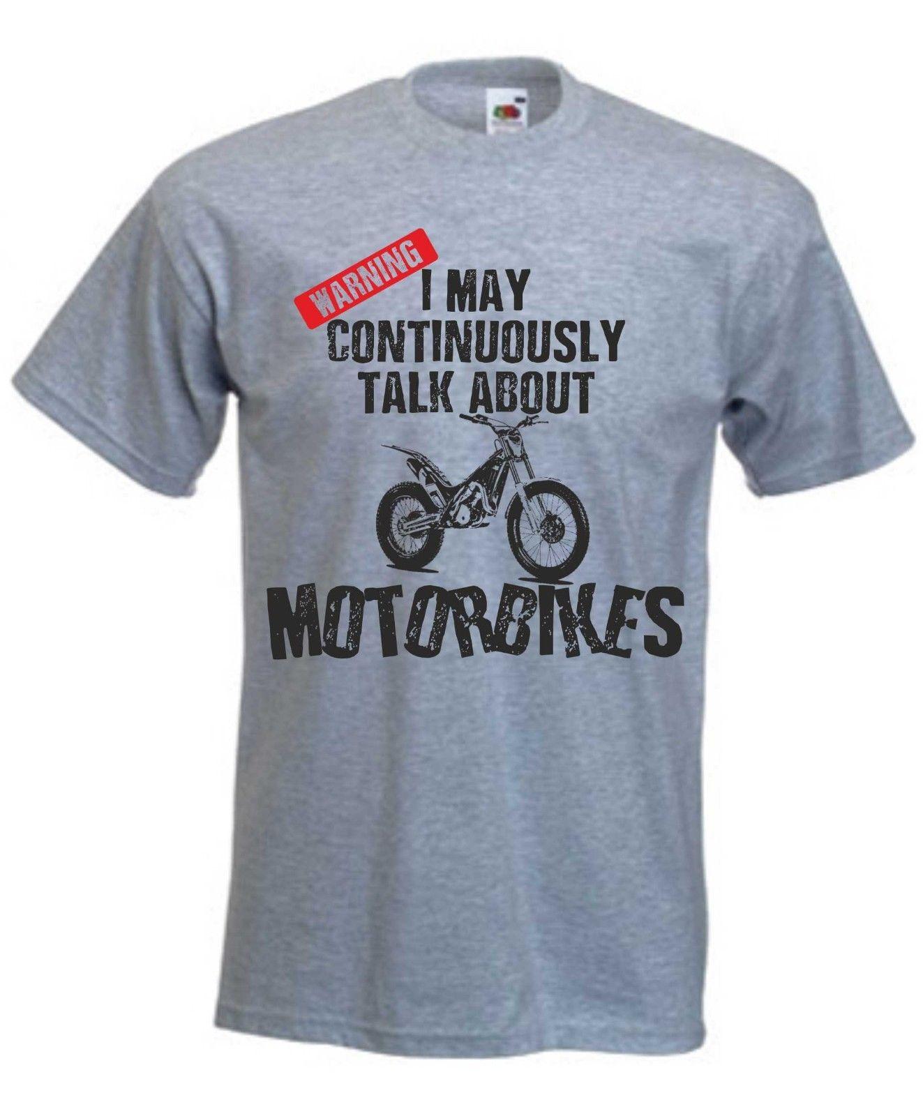 Motorbike Motocross Trial Trail Dirt Biking T Shirt Top TShirt Size S XXXL New T Shirts Funny Tops Tee in T Shirts from Men 39 s Clothing