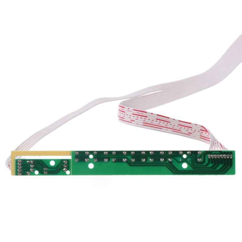 7 Universal คีย์บอร์ด 3663 SKR.03 8503.03 IR ถึง LCD TV Card Compliance สิ่งแวดล้อม QT526C