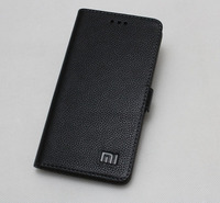 100 For Xiaomi Redmi Note 3 Case Hight Quality Flip Genuine Leather Stand Case For Xiaomi