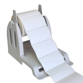 Original New External Barcode Printer Paper Stand Stent For Argox Datamax TSC Godex Zebra Printer original printhead for zebra kr403 305dpi thermal barcode label printer spare parts