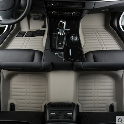 Good quality & Free shipping! Custom special floor mats for Ford Ecosport 2017-2013 waterproof durable carpets for Ecosport 2016