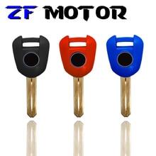 Мото эмбрион пустые ключи можно установить чип для Honda мотоцикл части NC700S NC700X NC700D NC750S NC750X Аксессуары для мотоциклов