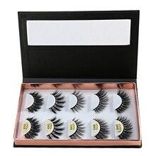 False Eyelash Plastic Storage Box Case Makeup Cosmetic For 5 Pcs