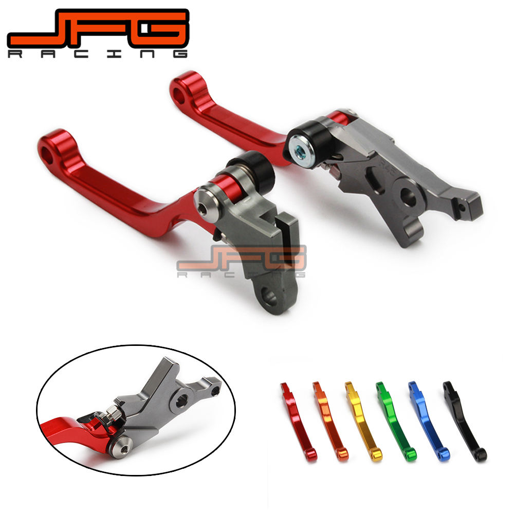 CNC Pivot Foldable Clutch Brake Lever For CRF250L CRF250M CRF250 L/M 2012 2013 2014 2015 Red Supermoto Enduro Dirt Bike Off Road cnc for honda crf250l 2012 2013 2014 2015 motorcycle brake clutch levers orange dirt bike pivot lever crf 250l crf 250 l