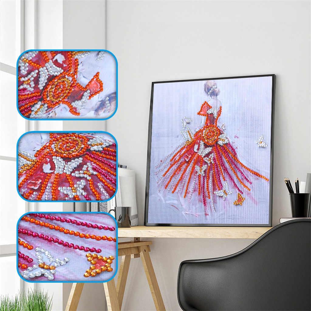 Pittura di arte 5 d pittura diamante della farfalla e del fiore del diamante pittura animal crossing ev dekorasyon aksesuarlar foamiran