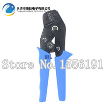 Wire crimping pliers SN-06 Terminal clamp 20-10AWG cutting mould tool plier 0.5-6mm2