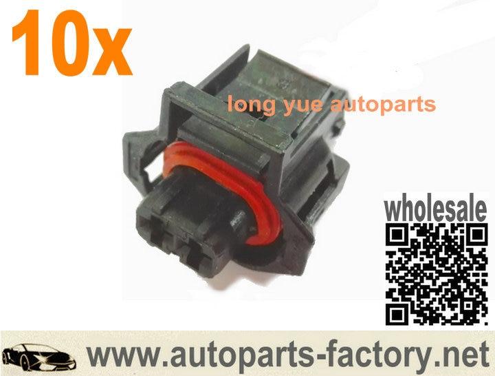 Longyue 10kit TYCO AMP 2 P conector Da Bomba de Injeção Diesel 936059-1 142d0b0710