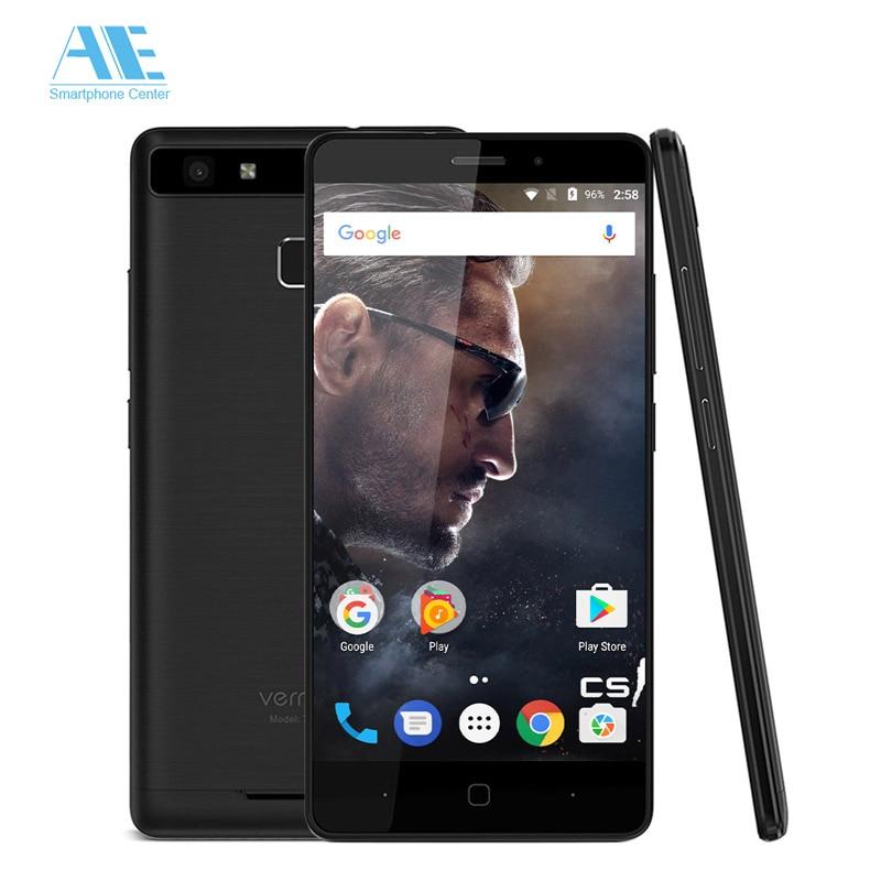bilder für Original Vernee Thor E MTK6753 Octa-core Android 7.0 Handy 5,0 Zoll Fingerabdruck 3 GB RAM 16 GB ROM Smartphone 4G Mobile telefon