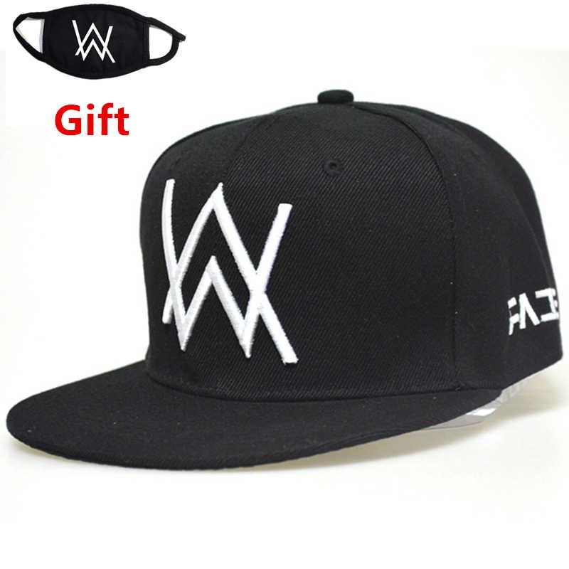 8e8ba9ac0 Detail Feedback Questions about Alan Walker baseball cap embroidered ...