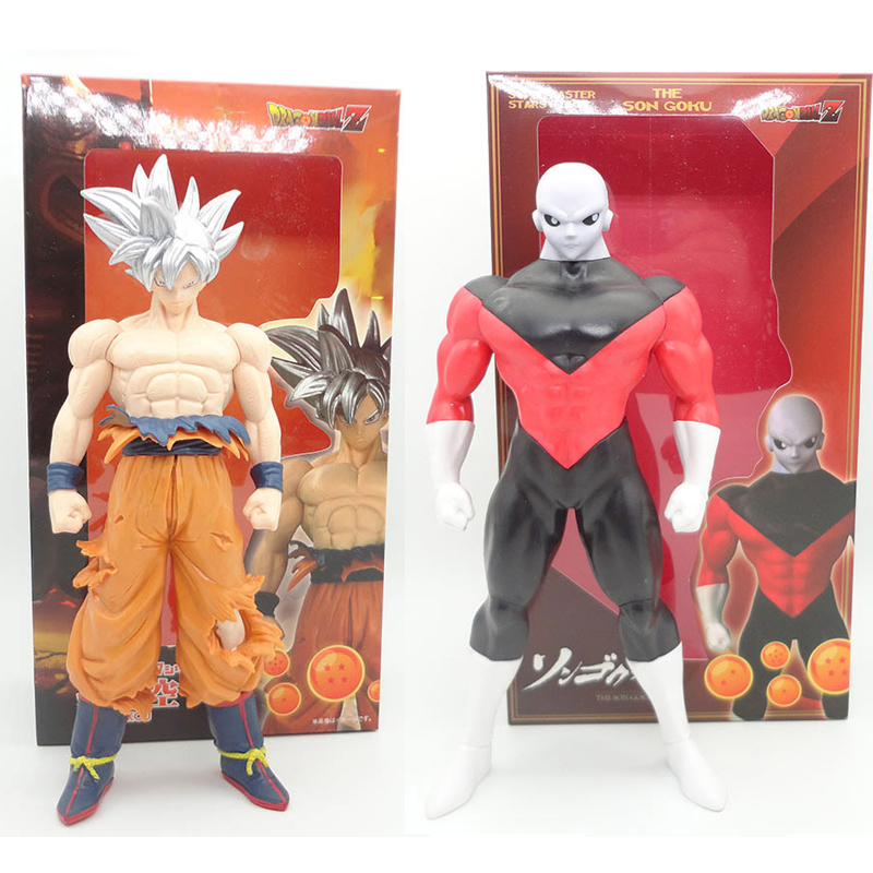 Chocolate Pvc Action Figure Dbz Brush Saiyan Blood 3 Styles Flight Tracker 26cm Big Dragon Ball Z Goku Super Saiyan War Damage Ver Toys & Hobbies