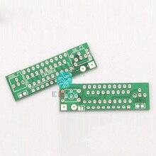 5 шт. электронные наборы LM3914 печатная плата для модуля индикатора емкости тестер уровня мощности светодиодный дисплей
