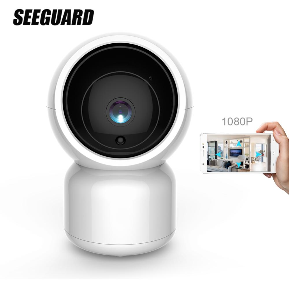 SEEGUARD 1080P Wireless wifi camera cloud storage network mobile phone remote HD night vision home indoor tracking monitorSEEGUARD 1080P Wireless wifi camera cloud storage network mobile phone remote HD night vision home indoor tracking monitor