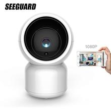 SEEGUARD 1080P Wireless wifi camera cloud storage network mobile phone remote HD night vision home indoor tracking monitor
