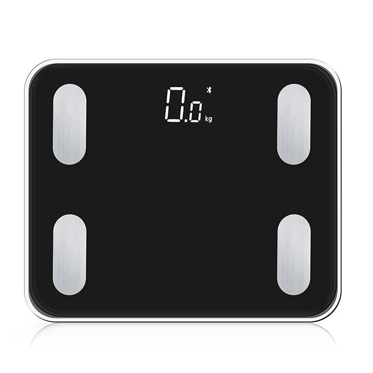 New Electronic Smart Weight Scales Bathroom Body Fat Mi Scales Steelyard Digital Bluetooth Balance International App kg lb st