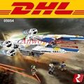 2017 DHL Lepin 05054 Genuine Star War Series The Rebel U-Wing Fighter Set Building Blocks Bricks Set Toys Clone 75155