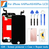 3PCS LOT For IPhone 6 Original LCD With Touch Screen Digitizer Assembly Free DHL Ship