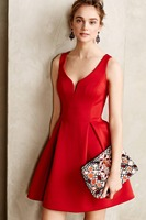 2014 Winter Women Cotton Vintage 50s 60s Retro Vintage Rockabilly Audrey Hepburn Classic Vestidos Evening Prom