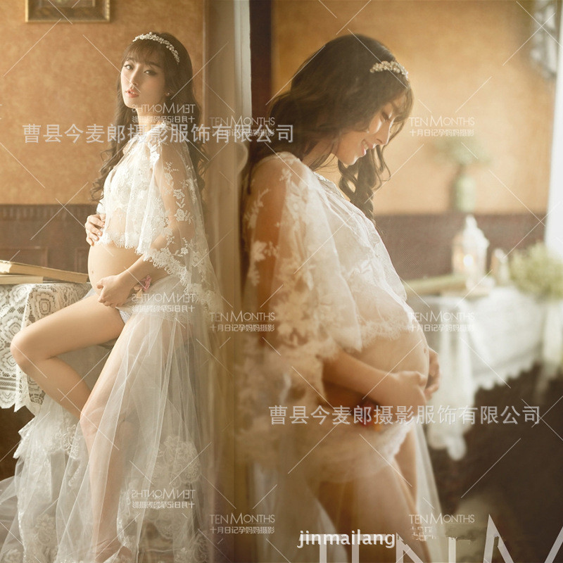 2016 Fashion Pregnant Photography Props Elegant Pregnant Dress Maternity Photography Dress Fancy Pregnancy Photo Shoot 2016 pregnant photography props elegant pregnant red dress maternity photography dress fancy pregnancy photo shoot baby shower