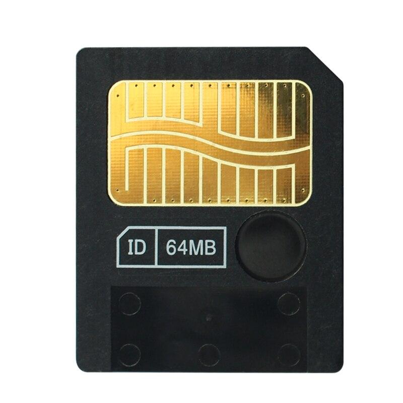 5 pcs/lot onefavor 64 MB Smart media 64 MO carte smartmedia SM carte mémoire