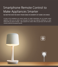 WiFi UK Smart Plug Wireless US Standard Remote Control power ON/OFF via App with Timing funtion