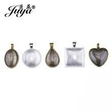 50 шт 5 видов стилей кабошон основа подвески diy ювелирные изделия