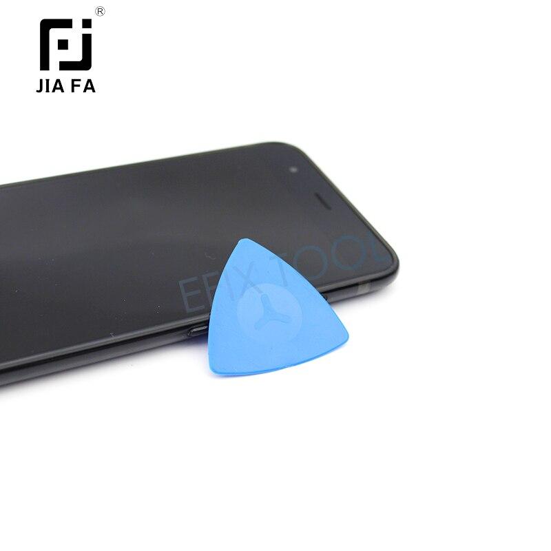 JIAFA Durable Mini Plastic Triangle Pry Pick Opening Tool for iPhone iPad Repair Hand Tools JF-P8818