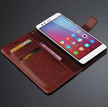 Vintage Wallet With Stand PU Leather Case For Huawei Honor 4C Honor 5C 5X Honor 4C Pro GR3 Flip Cover Card Phone Case For Y6 Pro