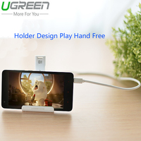 Ugreen S7 Holder Micro USB OTG Cable For Huawei P8 USB OTG Cable For Samsung S7