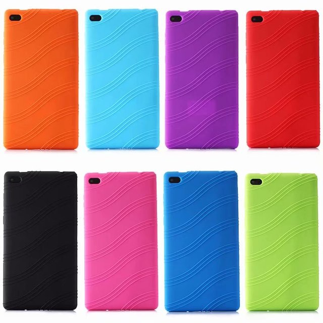 Soft Case For Lenovo Tab 7 Essential TB-7304F TB 7304F 7304 7304I 7304X Tablet Case Silicone Back Cover For Lenovo Tab4 7.0 1