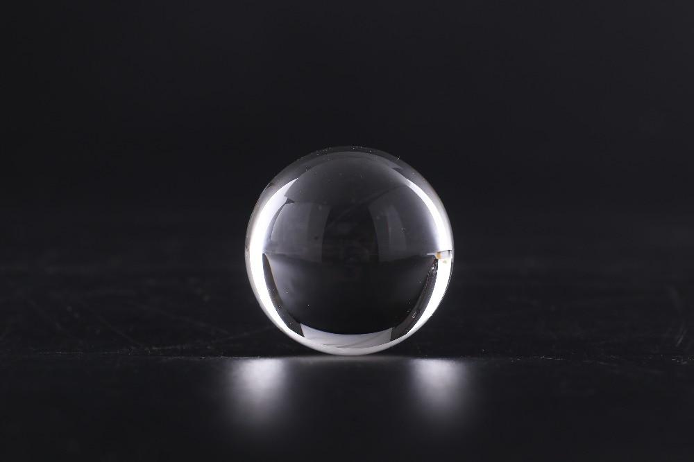 D8mm  High Precision Focus Lens Ball Optical Glass led co2 laser Telescope Fiber Optic Endoscope Objective Lenses