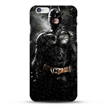 Superhero Hard Phone Case Cover for Marvel Batman Dead pool Comic captain iphone 7 7 Plus 6 6s 5 5SE